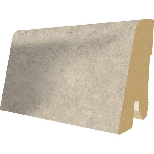 EGGER Sockelleiste »L426 - Stein weiss«, L: 240 cm, H: 6 cm