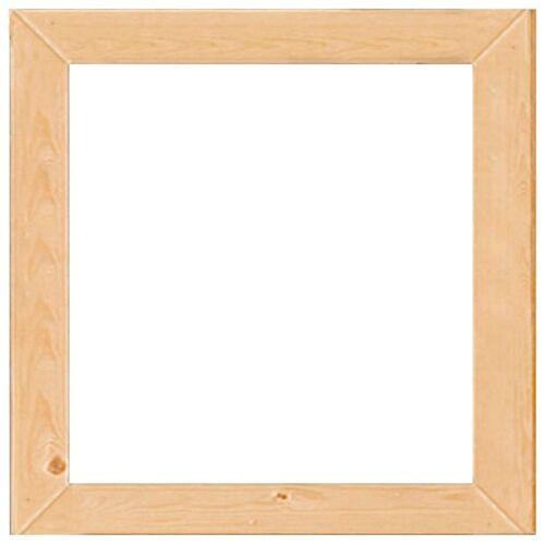 Karibu Fenster, BxT: 57x57 cm, 14 mm