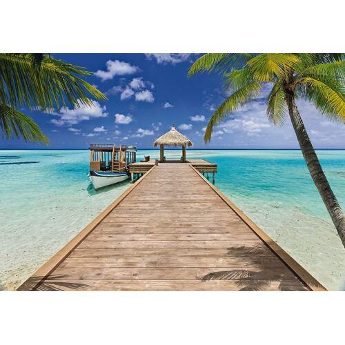 Komar Fototapete »Beach Resort«, Strand