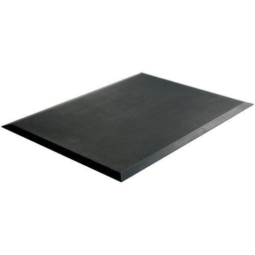 Szagato Gummimatte »PUR«, 90 x 65 cm, grau