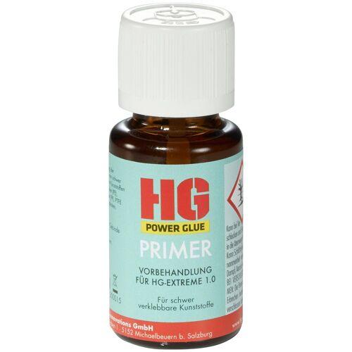 HG Klebstoff »PowerGlue«, (1-tlg), Primer, zum Pinseln, 15 ml