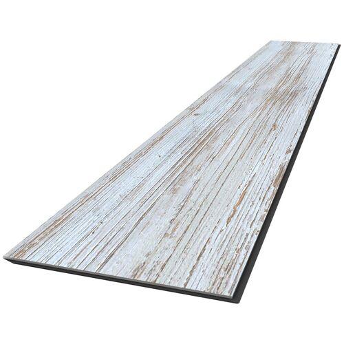 Vinyllaminat »Trento - Pinie grau«, Packung, 1200 x 180 mm, Stärke 4 mm, 2,6 m²