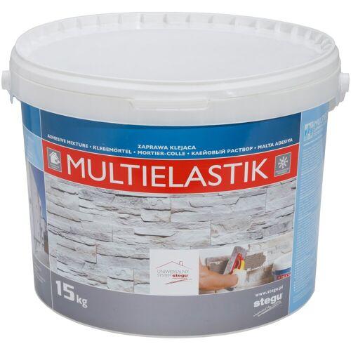 CELINA KLINKER STEGU Kleber »Multielastik Klebemörtel«, M-ELA, weiß