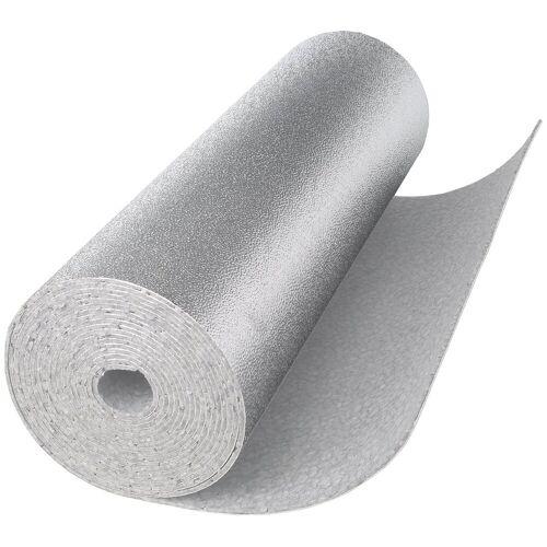 Saapor Heizkörperreflexionsfolie »Dämmtapete alukaschiert«, 4 mm Stärke, Wandmontage