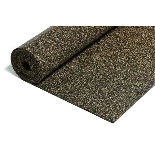 acerto® Dämmplatte »Gummi-Korkmatte Trittschalldämmung, 10,5m² / 3mm«
