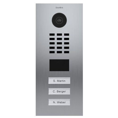 DoorBird »D2103« Smart Home Türklingel (Außenbereich)