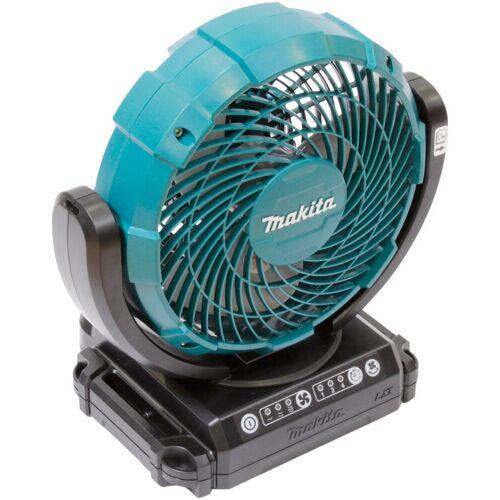 Makita Ventilator »DCF102Z«, 18 V, ohne Akku und Ladegerät, blau