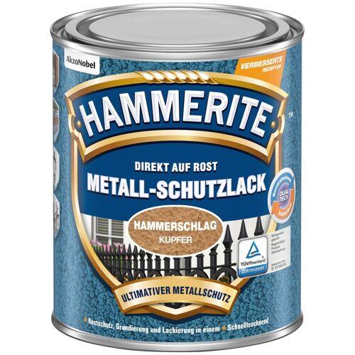 Hammerite Hammerite HAMMERITE Metallschutzlack »Hammerschlag«, kupfer, 0,25 Liter