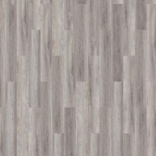 Bodenmeister Vinylteppich, zum Kleben, 3,34 m², weiß-grau