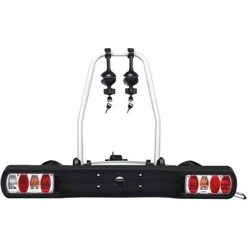 COSTWAY Fahrradträger »Fahrradheckträger«, 30kg Tragkraft, für 2 Fahrräder, für Reifenbreite: 20-90 mm