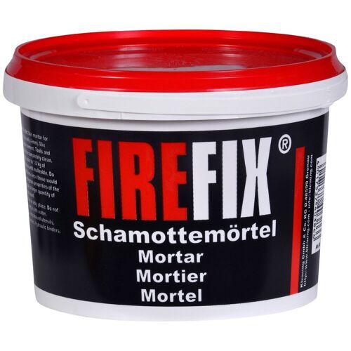 Firefix Schamottemörtel 2,5 kg, grau