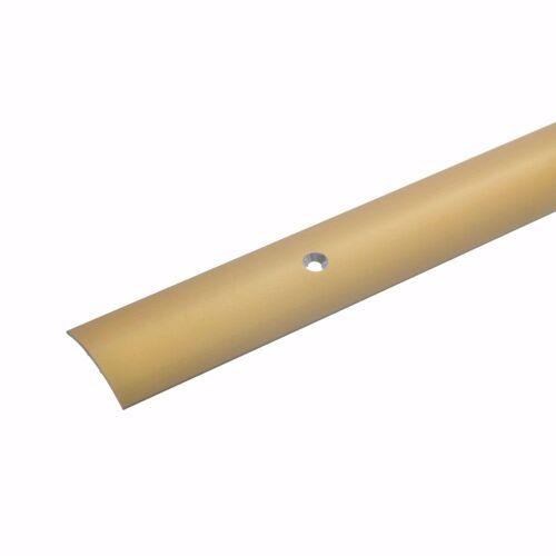 acerto® Übergangsprofil »Übergangsprofil Alu 100 cm Gold«