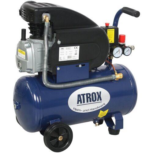 Atrox Kompressor »24 Liter«, 1100 W, max. 8 bar, 24 l