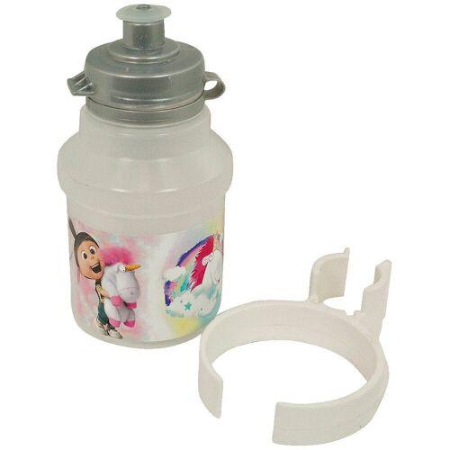 Disney Frozen Fahrradkindersitz »Die Eiskönigin Fahrrad-Trinkflasche«, weiß