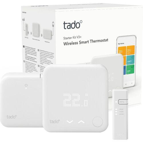 Tado »Wireless Smart Thermostat V3+« Smart-Home Starter-Set