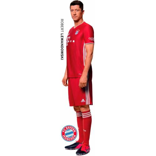 Wandtattoo »FCB Robert Lewandowski«