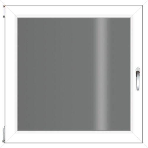 RORO Türen & Fenster Kunststofffenster, BxH: 100x100 cm, ohne Griff