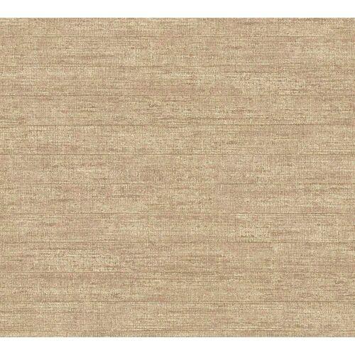 living walls Vliestapete »Streifentapete«, Streifen, gestreift, beige-braun