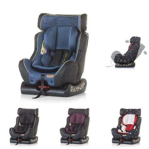 Chipolino Autokindersitz »Kindersitz Trax Neo Gruppe 0+/1/2«, 7.9 kg, (0 - 25 kg), Leinen- und Jeansstoff, blau