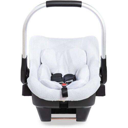 Hauck Babyschale »Sommerbezug für iPro Baby, white«