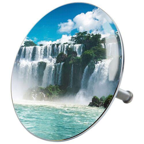 Sanilo Stöpsel »Wasserfall«, für Badewannen und Duschen, Ø 7,2 cm