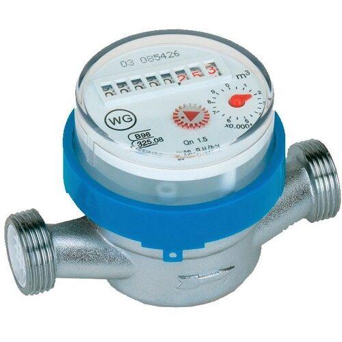 CORNAT Wasserzähler »Wohnungswasserzähler«, 1/2 Zoll, silberfarben