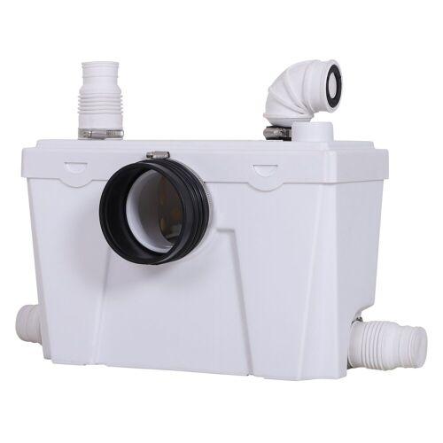 HOMCOM Hebeanlage »Abwasserpumpe für WC & Dusche«
