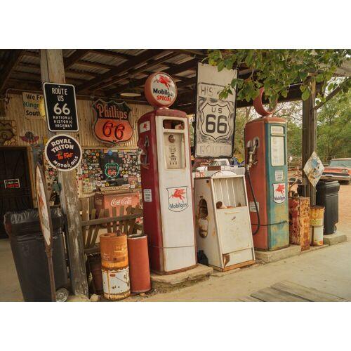 Papermoon Fototapete »Route 66 Arizona«, glatt