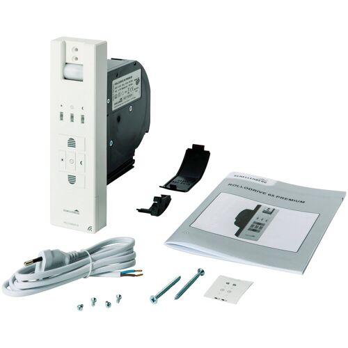 SCHELLENBERG Elektrischer Rollladenantrieb »RD 65 Premium«, Funk Smart Home Rollladen-Gurtwickler, weiß