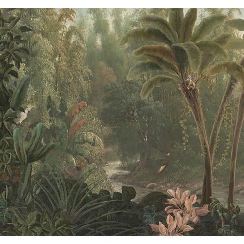 BMD Fototapete »Dschungel«, Grün, 300x280 cm, grün