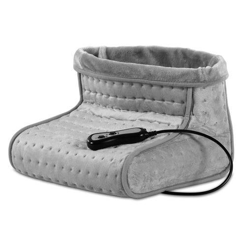 aktivshop Heizgerät Elektrischer Fußwärmer mit Massage
