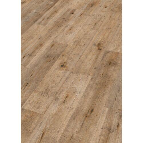 MODERNA Laminat »Impression, Lund Eiche«, Packung, ohne Fuge, 1288 x 198 mm, Stärke: 7 mm