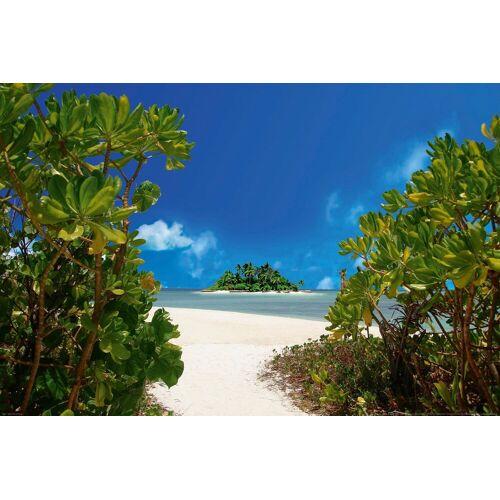Papermoon Fototapete »Island«, glatt
