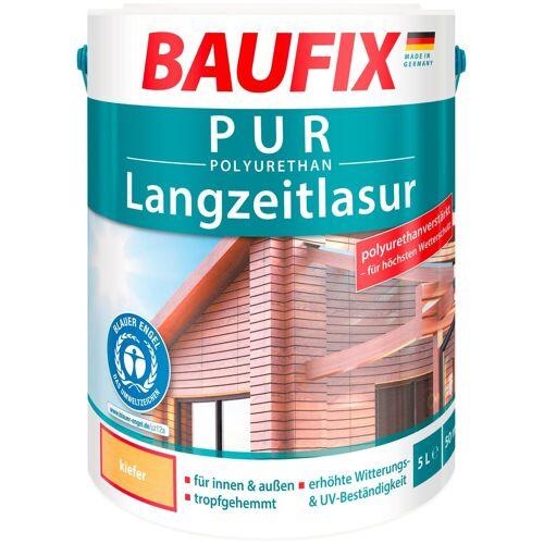 Baufix Holzschutz-Lasur »Kiefer«, PUR-Langzeitlasur, natur