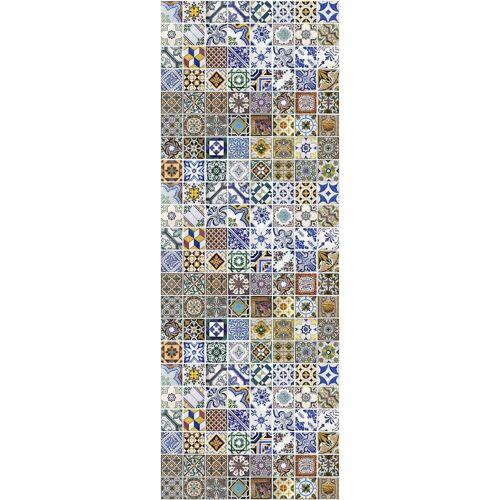 queence Vinyltapete »Lupus«, 90 x 250 cm, selbstklebend
