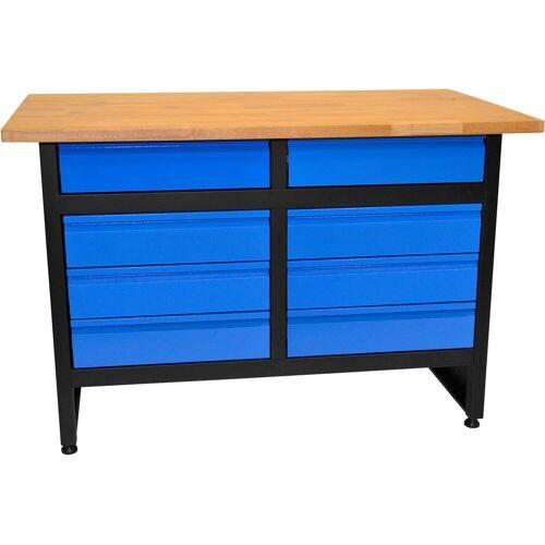 Güde GÜDE Werkbank »GW 8S«, blau