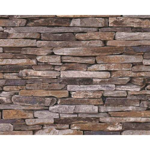 living walls Bordüre »pop.up Panel 3D«, Steinoptik, Naturstein, selbstklebend
