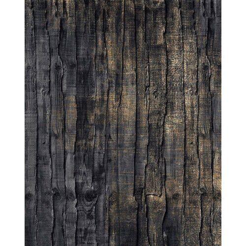 Komar Vliestapete »Caress«, glatt, Holz