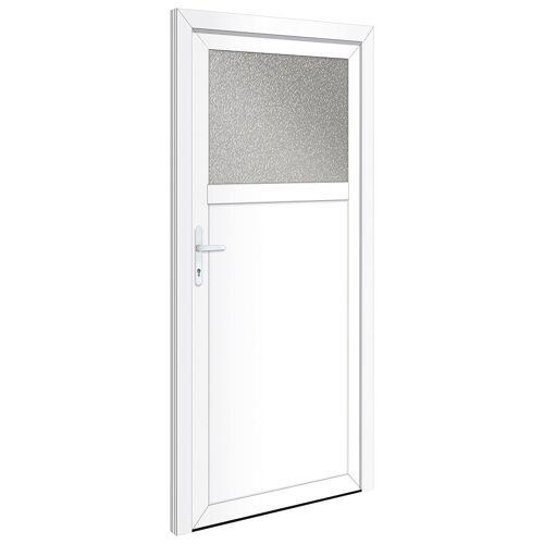 RORO Türen & Fenster Nebeneingangstür »Otto 21«, BxH: 88x198 cm, ohne Griffe