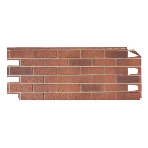 Vox Baukulit VOX Verblendsteine »Vox Solid Brick Bristol«, (Set, 10-tlg)