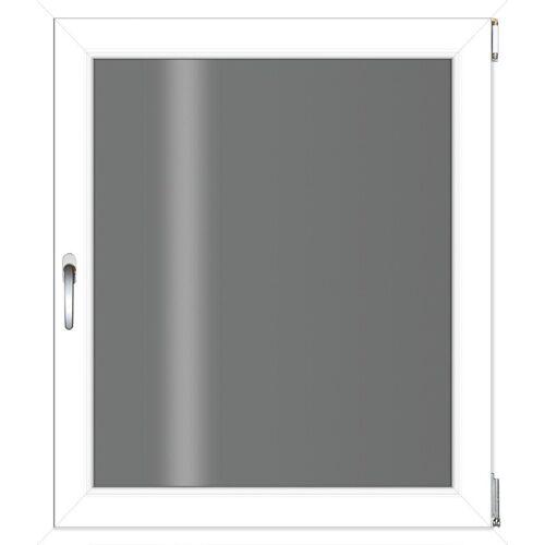 RORO Türen & Fenster RORO TÜREN & FENSTER Kunststoff-Fenster BxH: 75x90 cm, ohne Griff, weiß