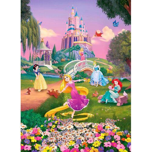 Komar Fototapete »Princess Sunset«, bunt