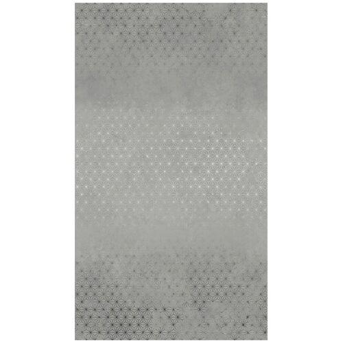 Bodenmeister Fototapete »Ornamente Vintage grau«, Rolle 2,80x1,59m, grau