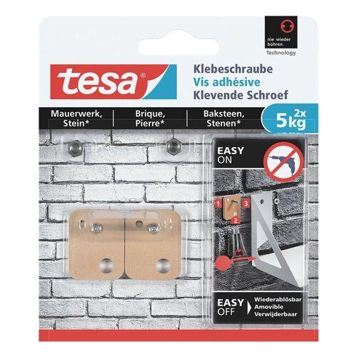 tesa Klebehaken »Klebeschraube«, , (2-St)