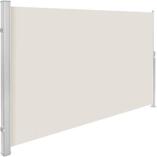 tectake Seitenarmmarkise »Aluminium Seitenmarkise«, beige