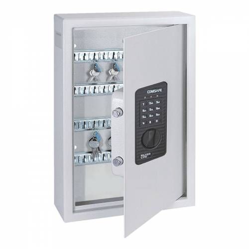 ROTTNER Schlüsseltresor »Keytronic 48«, grau