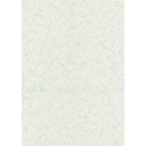 WOW Vinyltapete, (1 St), Weiß - 13m x 52cm