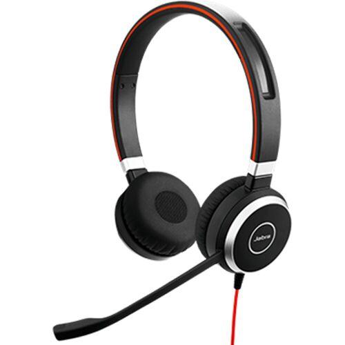 Jabra »Evolve 40 MS Duo« Headset