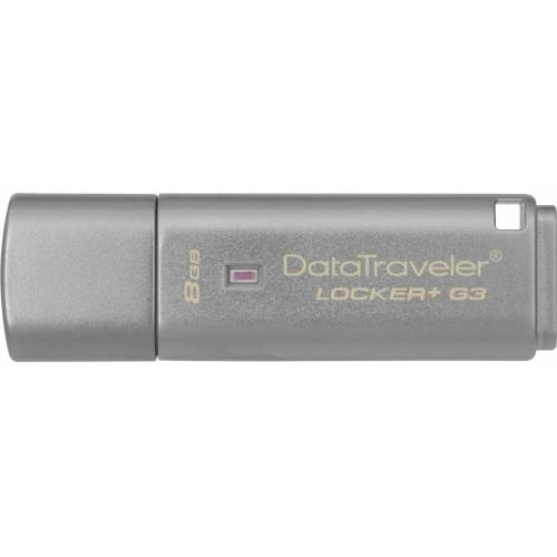 Kingston »DataTraveler Locker+ G3« USB-Stick (USB 3.0)
