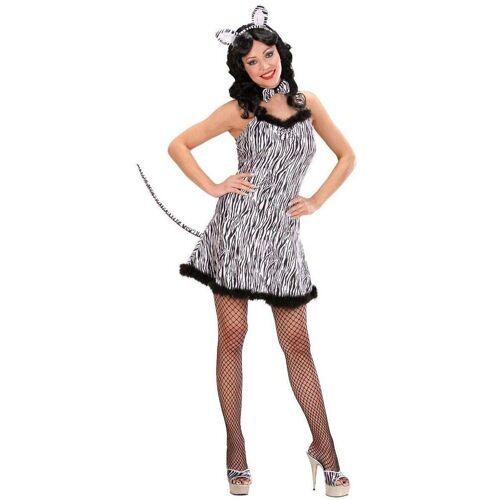 Widmann Kostüm »Zebra Emma Damenkostüm«